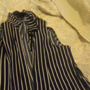 Dresses & Skirts - A dress navy blue